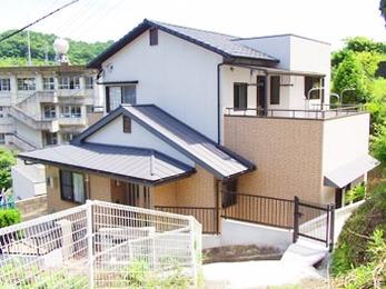 新築と変わらない設計プランにより、非常に住みやすい家になりました。